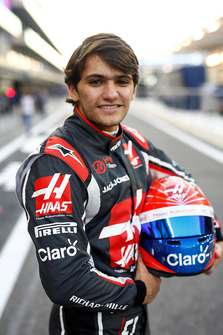 Pietro Fittipaldi, Haas F1 Team