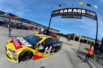 Clint Bowyer, Stewart-Haas Racing, Ford Fusion Rush Truck Centers/Mobil Delvac 1