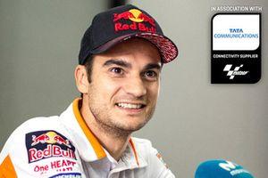 Dani Pedrosa - Malaysian GP Tata Communications feature