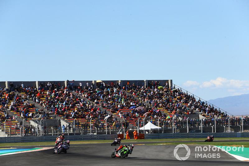 Tom Sykes, Kawasaki Racing, Alex Lowes, Pata Yamaha