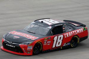 Ryan Preece, Joe Gibbs Racing, Toyota Camry Craftsman
