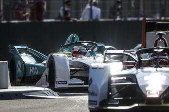 Daniel Abt, Audi Sport ABT Schaeffler, Audi e-tron FE05, Oliver Turvey, NIO Formula E Team, NIO Sport 004