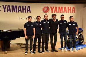 Two Yamahas, One Passion - RIDERS MEET PIANIST -