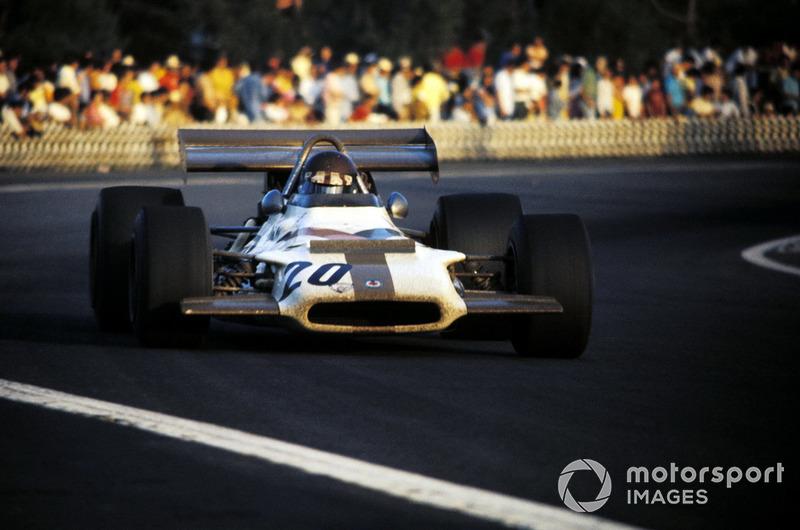 1970: BRM P153