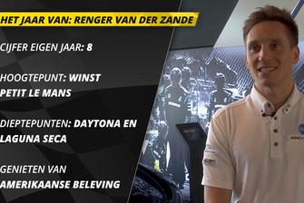 Het seizoen 2018 van Renger van der Zande