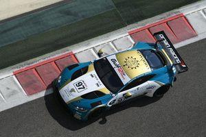 #97 Oman Racing Aston Martin Vantage GT3: Ahmad Al Harthy, Jonny Adam, Darren Turner