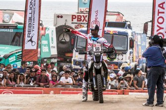 #27 HERO Motorsports Team Rally: CS Santosh