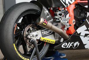 Marco Bezzecchi's KTM