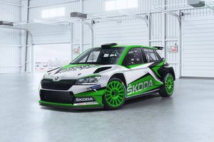 Design study of generation of the Fabia R5