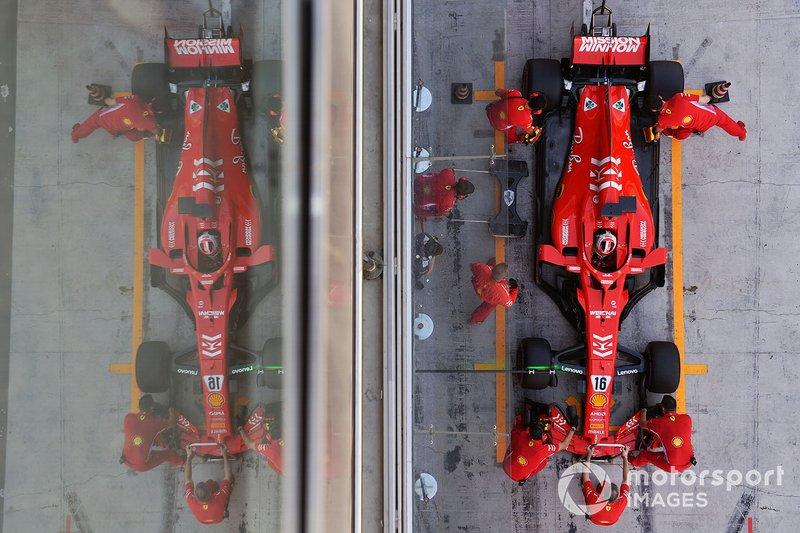 Charles Leclerc, Ferrari SF71H