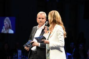 Jens Marquardt, BMW Motorsport y Eve Scheer