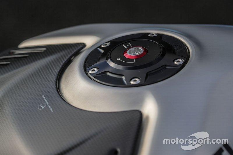 Ducati Panigale V4R, detalles