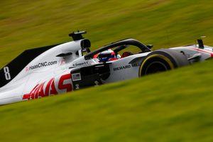 rRomain Grosjean, Haas F1 Team VF-18