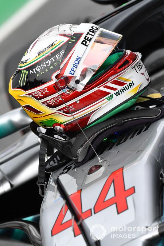 Шолом Льюіса Хемілтона, Mercedes AMG F1