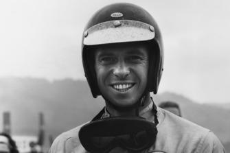 Jim Clark, Lotus 25-Climax, 1st position