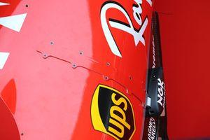 Detalle del Ferrari SF71H