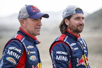 #304 X-Raid Mini JCW Team: Stéphane Peterhansel, David Castera