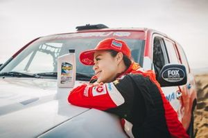 Fernanda Kanno, Toyota