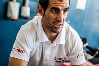 #7 HERO Motorsports Team Rally: Oriol Mena