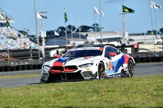 #25 BMW Team RLL BMW M8 GTE, GTLM: Tom Blomqvist, Connor De Phillippi, Philipp Eng, Colton Herta