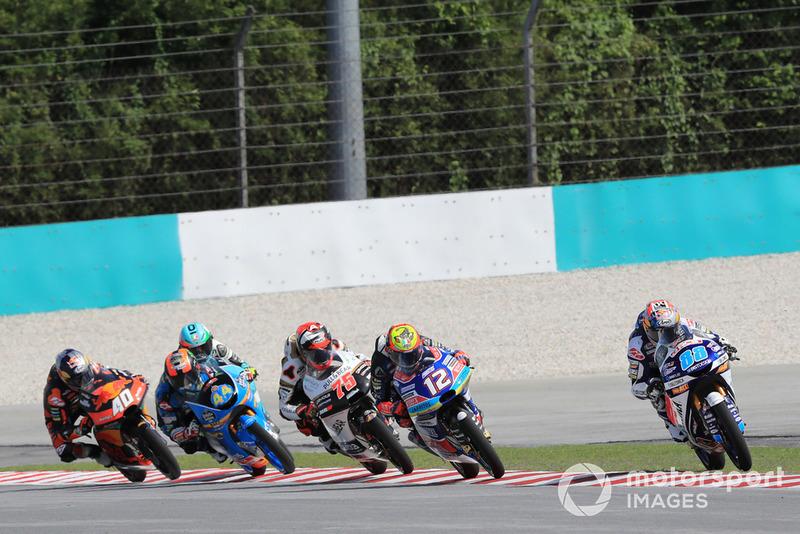 Jorge Martin, Del Conca Gresini Racing, Marco Bezzecchi, Prustel GP