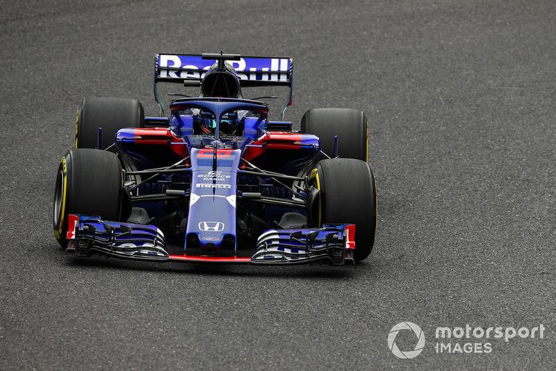 6. Брендон Хартли, Scuderia Toro Rosso STR13, 1'30.023