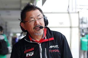 田中耕太郎エンジニア(KONDO RACING)