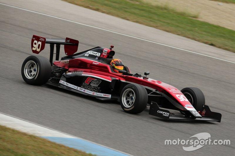 Road to Indy veteran Nikita Lastochkin