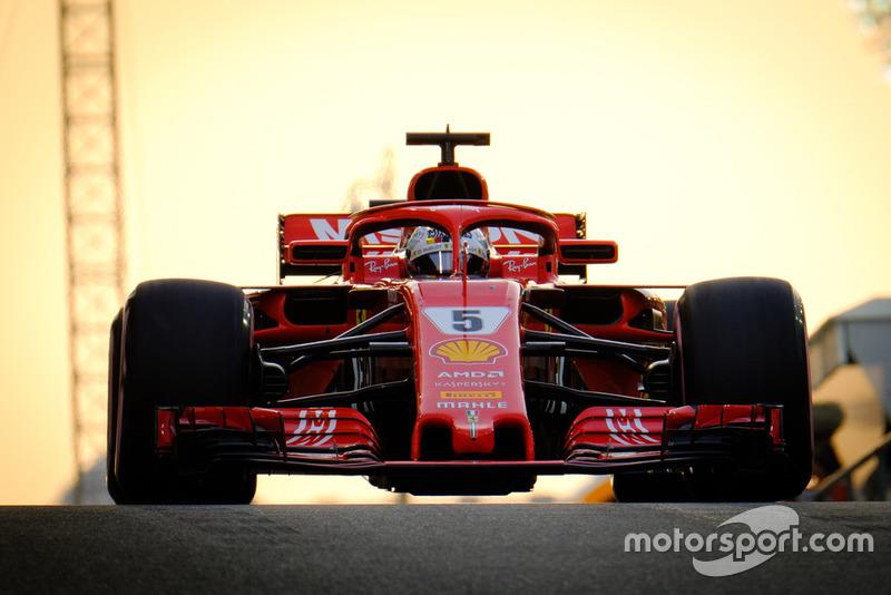 3. Sebastian Vettel: 105 punten - positie ongewijzigd