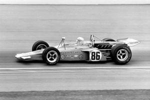 Peter Revson, McLaren M16