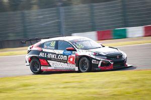 Ян Эрлаше, Honda Civic Type R TCR (FK8), ALL-INKL.COM Münnich Motorsport