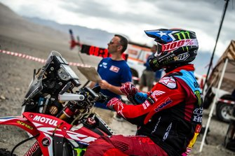 Хосе Игнасио Корнехо Флоримо, Monster Energy Honda Team, Honda CRF 450 Rally (№10)