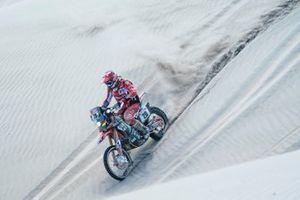 Даниэль Носилья, MEC HRC, Honda CRF 450 Rally (№28)