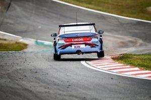 Norbert Michelisz, BRC Hyundai N LUKOIL Squadra Corse Hyundai Elantra N TCR