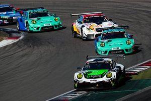 #38 Dinamic Motorsport Porsche 911 GT3 R: Michele Beretta, Adrien De Leener, Matteo Cairoli