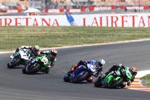 Isaac Vinales, Orelac Racing Verdnatura, Kohta Nozane, GRT Yamaha WorldSBK Team Tito Rabat, Barni Racing Team, Chaz Davies, Team GoEleven