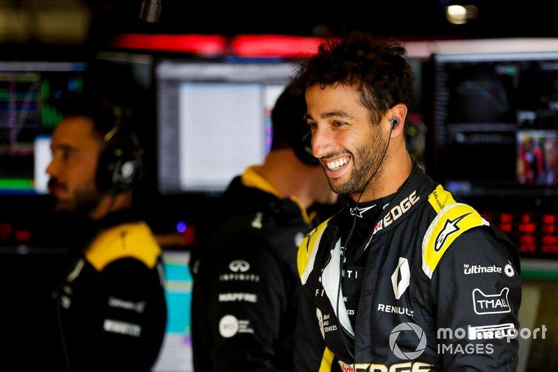 9º Daniel Ricciardo: 54 pontos, 4º lugar (Itália)