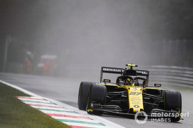 6 - Nico Hulkenberg, Renault F1 Team R.S. 19 - 1'20.049