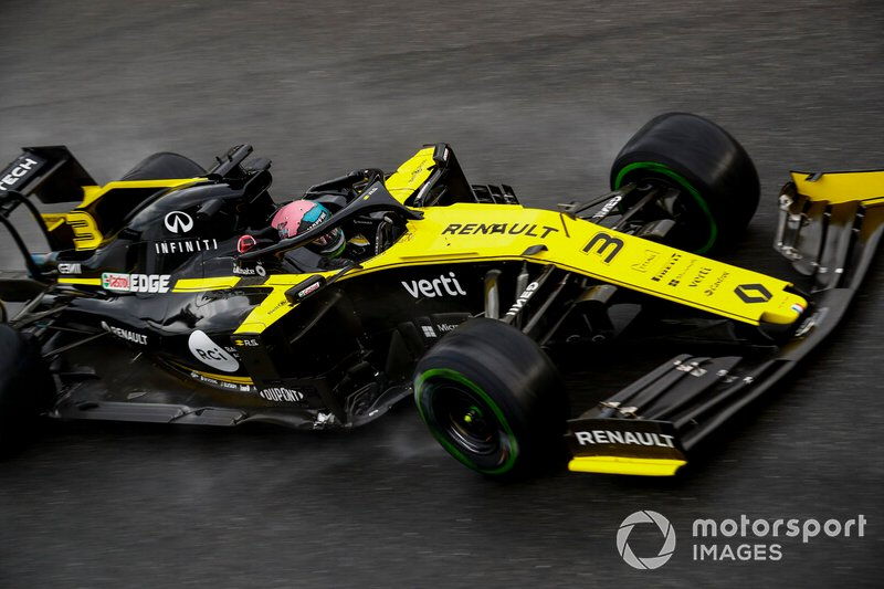 Daniel Ricciardo – Q3