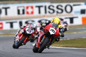Sylvain Barrier, Brixx Performance, Ryuichi Kiyonari, Honda WSBK Team
