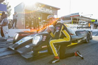 Ganador de la pole #38 Performance Tech Motorsports ORECA LMP2, LMP2: Kyle Masson, Motul