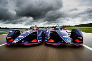 Envision Virgin Racing cars