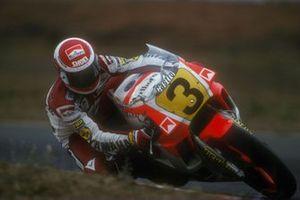Eddie Lawson, Agostini Yamaha