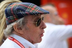 Sir Jackie Stewart, 3-time F1 Champion