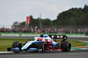 Robert Kubica, Williams FW42, with Flow-Viz paint applied