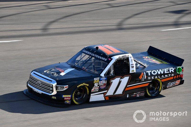 Spencer Davis, Rette Jones Racing, Toyota Tundra All Pro