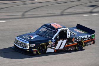 Spencer Davis, Rette Jones Racing, Toyota Tundra All Pro