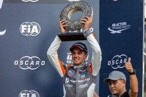 Подиум: обладатель третьего места Микель Аскона, PWR Racing