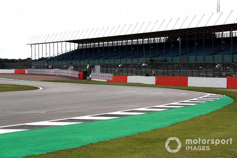 Silverstone pista