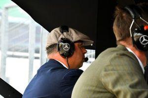 Ron Meadows, director deportivo de Mercedes AMG